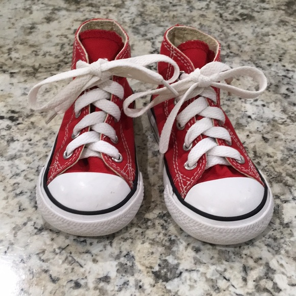 Converse Other - Toddler Converse All Star High Top